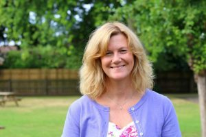 Lindsey Oscroft – Executive Head Teacher