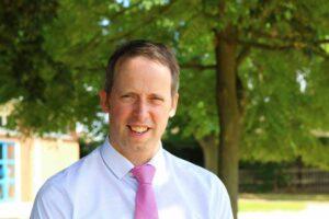 Tim Hewitt - Head of School